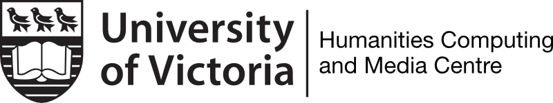 University of Victoria Humanities Computing and Media Centre